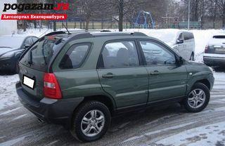 Купить Kia Sportage, 2007 года