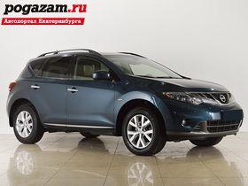Купить Nissan Murano, 2013 года