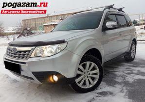Купить Subaru Forester, 2011 года