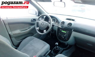 Купить Chevrolet Lacetti, 2007 года