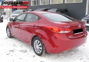 Купить Hyundai Elantra, 2013 года