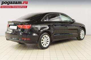 Купить Audi A3, 2013 года
