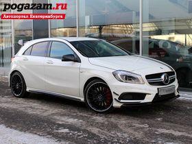 Купить Mercedes-Benz A-class, 2015 года