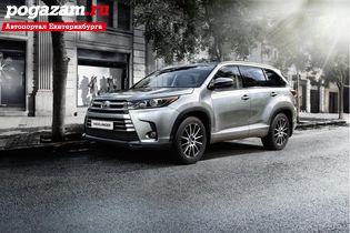 Купить Toyota Highlander New, 2016 года