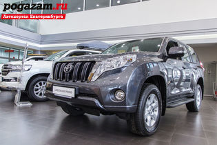 Купить Toyota Land Cruiser Prado, 2016 года