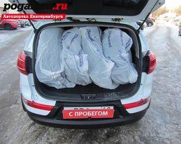 Купить Kia Sportage, 2012 года