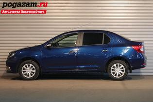 Купить Renault Logan, 2014 года
