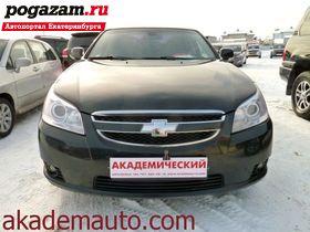 Купить Chevrolet Epica, 2012 года