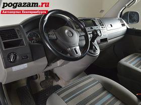 Купить Volkswagen California, 2014 года