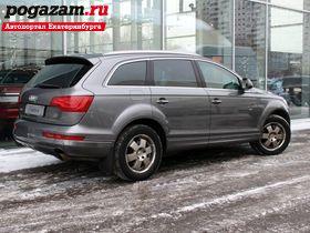 Купить Audi Q7, 2009 года