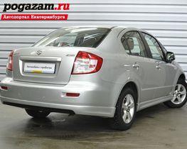 Купить Suzuki SX4, 2008 года