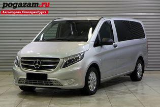 Купить Mercedes-Benz Vito, 2016 года