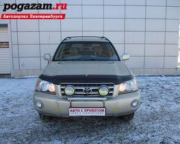 Купить Toyota Highlander, 2001 года