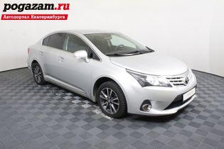 Купить Toyota Avensis, 2012 года