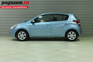 Купить Hyundai i20, 2010 года