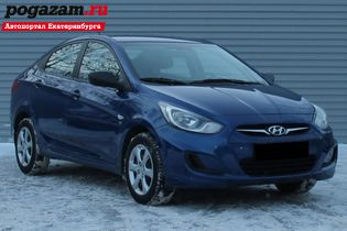 Купить Hyundai Solaris, 2011 года