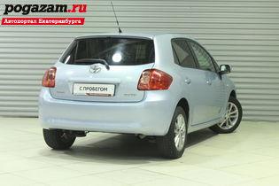 Купить Toyota Auris, 2009 года