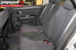 Купить Nissan Tiida, 2010 года