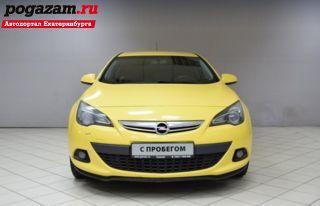Купить Opel Astra, 2013 года