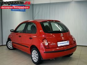 Купить Nissan Micra, 2007 года
