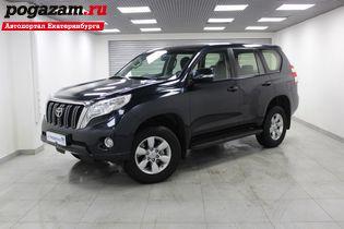 Купить Toyota Land Cruiser Prado, 2015 года