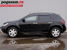 Купить Nissan Murano, 2007 года