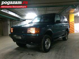 Купить Land Rover Range Rover, 1997 года