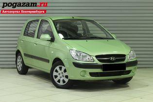 Купить Hyundai Getz, 2008 года