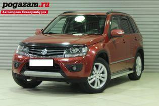 Купить Suzuki Grand Vitara, 2013 года