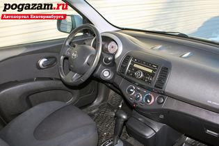 Купить Nissan Micra, 2010 года