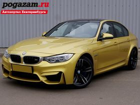 Купить BMW M3, 2016 года