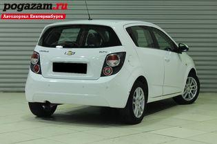 Купить Chevrolet Aveo, 2013 года