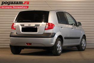 Купить Hyundai Getz, 2007 года