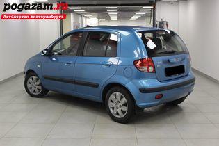 Купить Hyundai Getz, 2004 года