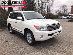 Купить Toyota Land Cruiser, 2012 года