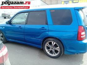 Купить Subaru Forester, 2002 года