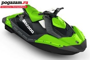 Купить BRP Sea-Doo Spark, 2016 года