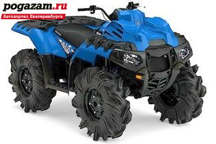 Купить Polaris Sportsman 850, 2017 года