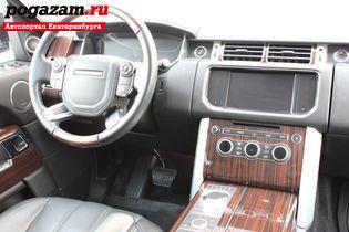 Купить Land Rover Range Rover, 2013 года