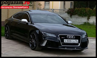 Купить Audi RS7, 2014 года