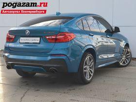Купить BMW X4, 2017 года