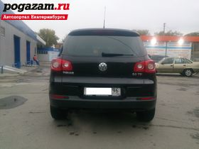 Купить Volkswagen Tiguan, 2010 года