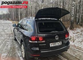 Купить Volkswagen Touareg, 2008 года