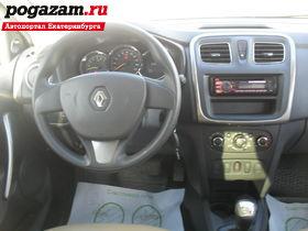 Купить Renault Logan, 2015 года
