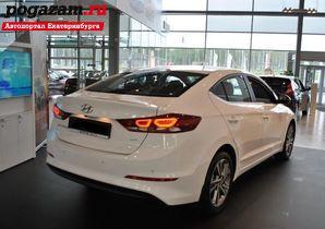 Купить Hyundai Elantra, 2017 года