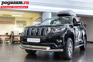 Купить Toyota Land Cruiser Prado, 2018 года