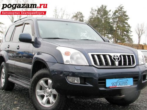 Купить Toyota Land Cruiser Prado, 2003 года