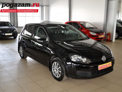 Купить Volkswagen Golf, 2011 года