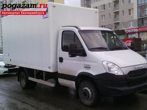 ������ Iveco Daily, 2015 ����