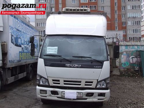 Купить Isuzu N series, 2010 года